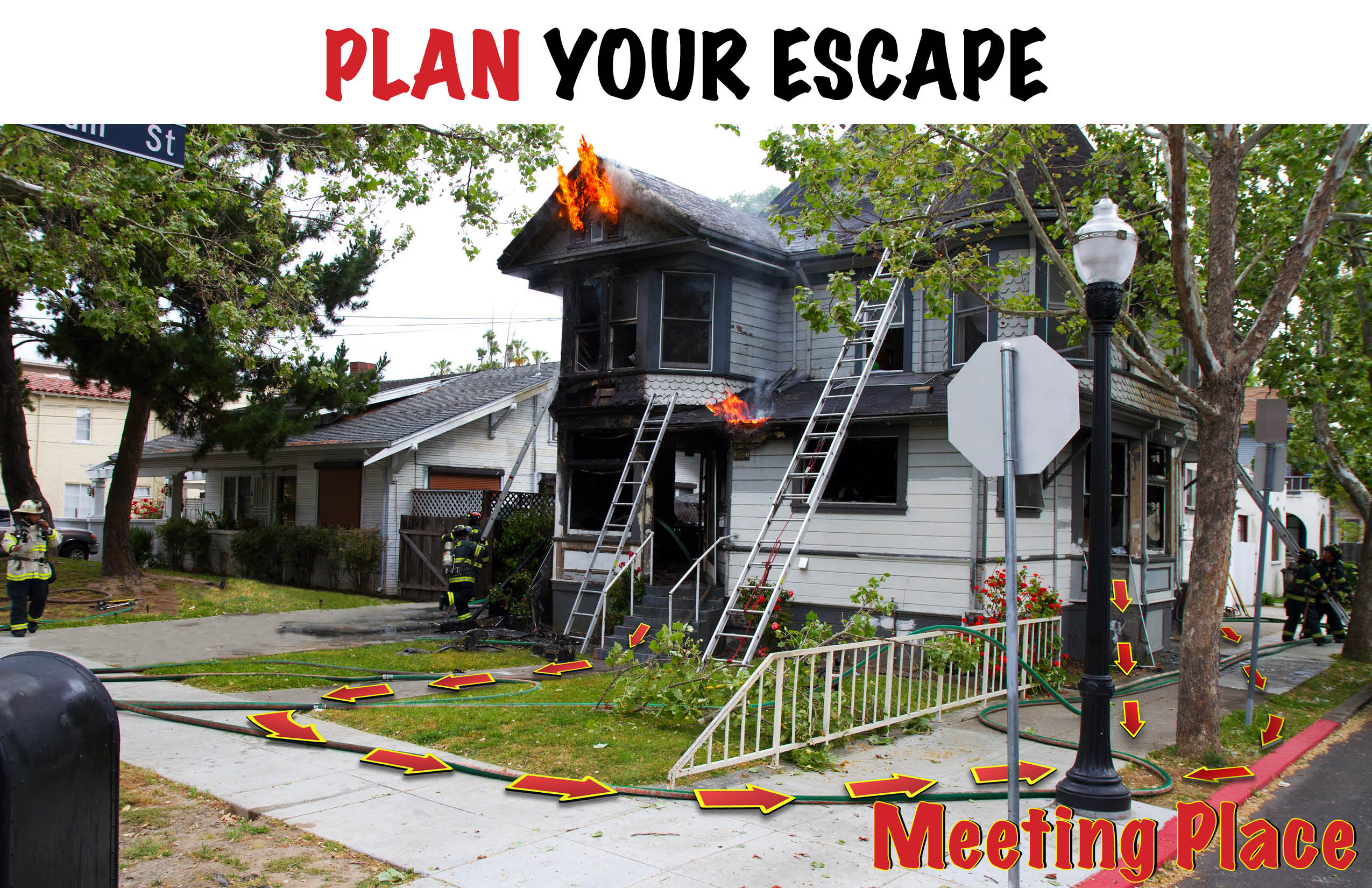 Home fire safety santa clara county fire department Home fire safety plan
